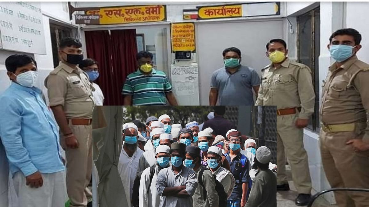 Tablighi Jamaat Misbehave with Doctor