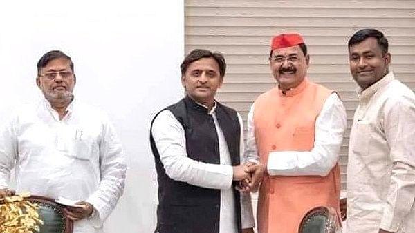 SP Leader IP Singh Insensitive language