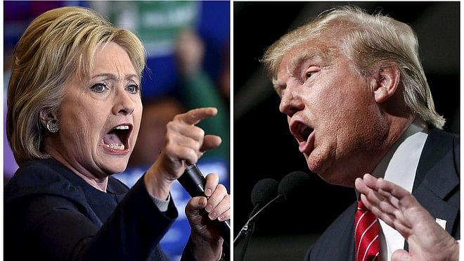 donald trump vs hillary clinton on who funding