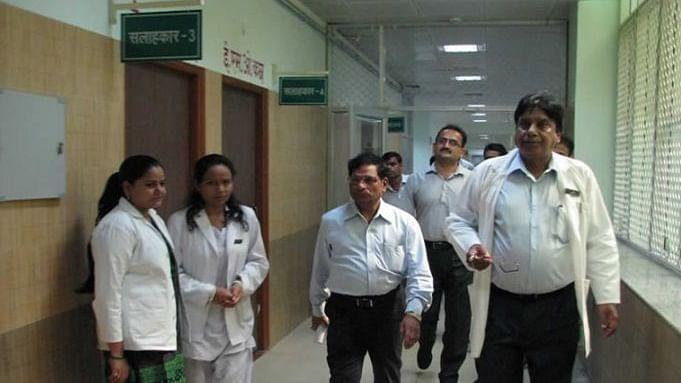 बाँदा के  कोरोना संक्रमित जमाती की तीसरी रिपोर्ट आई पॉजिटिव