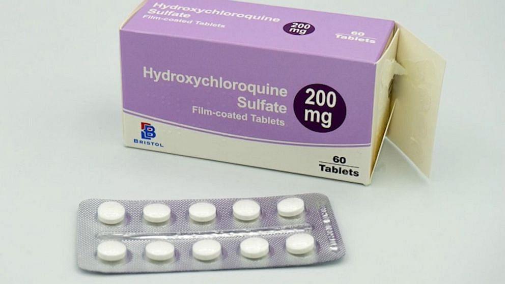 हाड्रोक्सीकलोरोक्विन