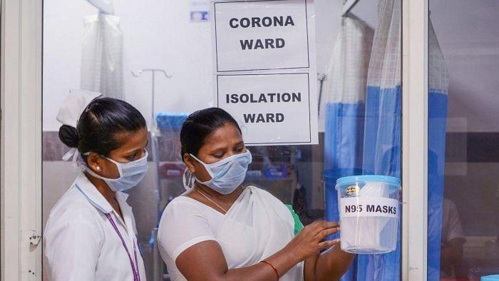 coronavirus test centre in Jhansi and banda