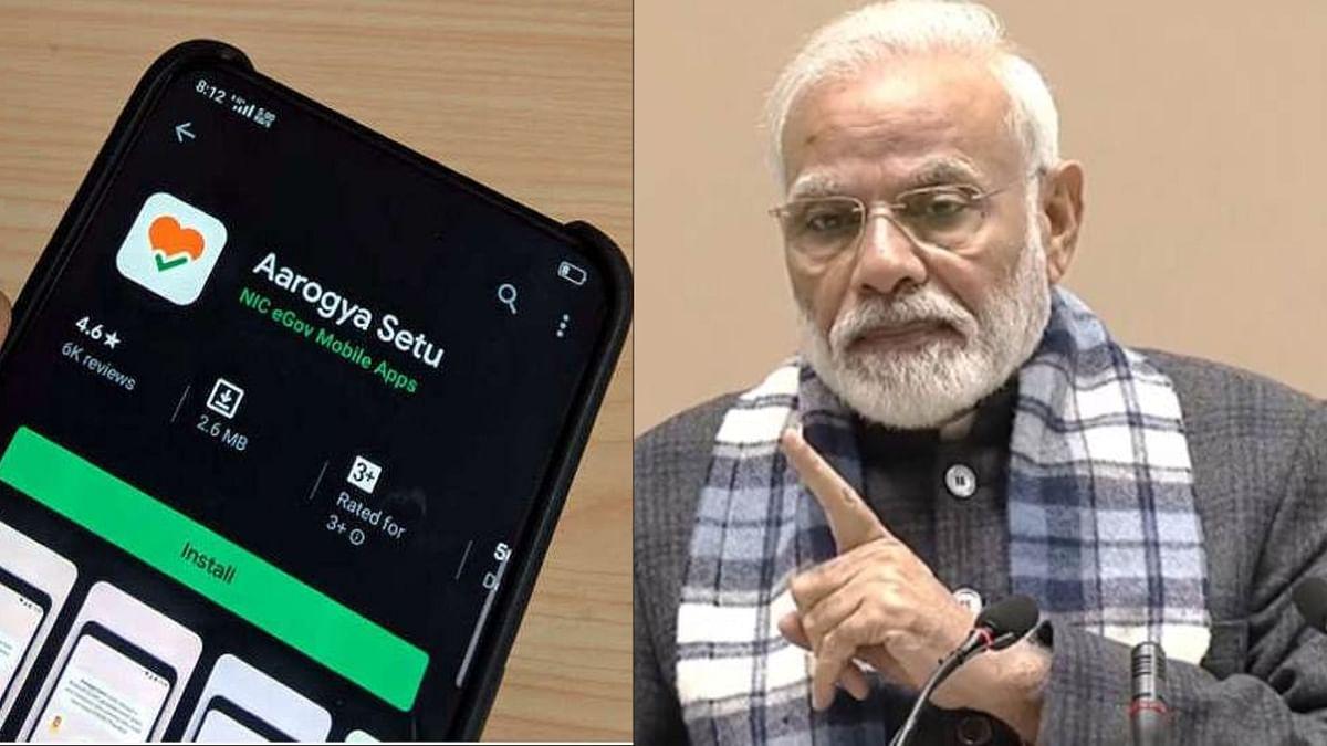 Install Arogya Setu App