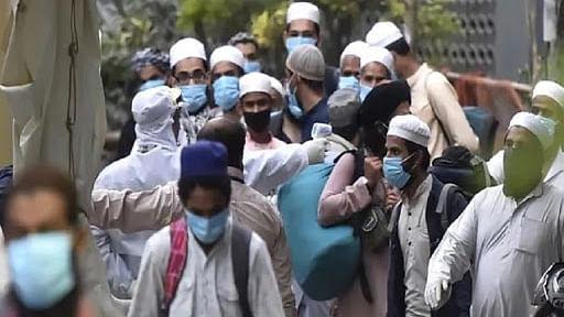 जमात में आए 57 विदेशी नागरिक भोपाल की 5 मस्जिदों में रुके थे।