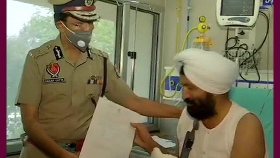 Punjab Police ASI Harjeet Singh
