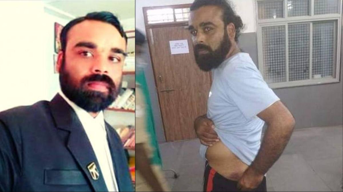 इलाज के लिए अस्पताल जा रहे व्यक्ति को मुस्लिम समझ कर पीटा गया, 2 महीने बाद मिला न्याय।