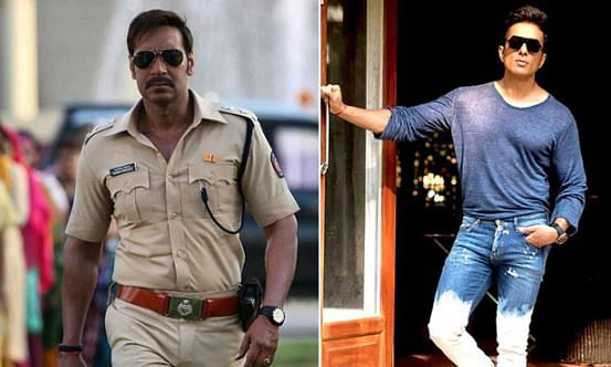 Ajay Devgan and Sonu Sood