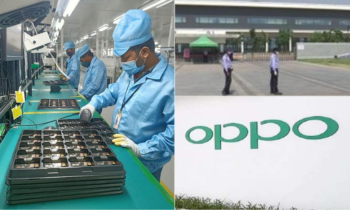 6 Employee of Oppo Tested Corona Positive