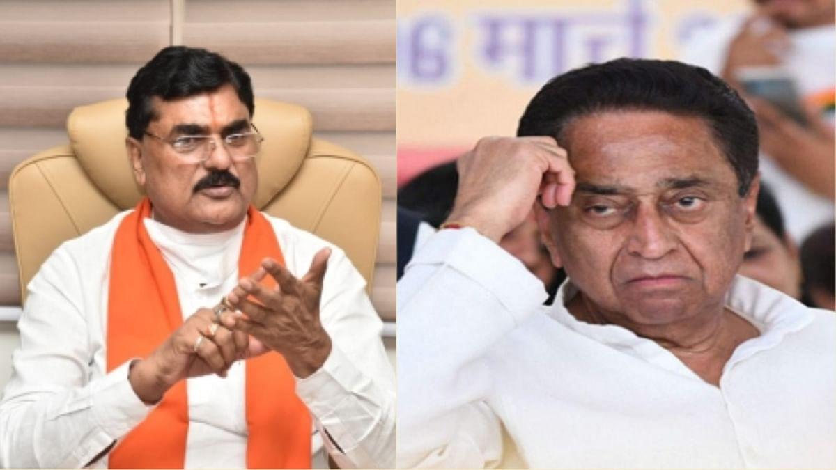 kamal patel krishi mantri mp Statement on Kamalnath