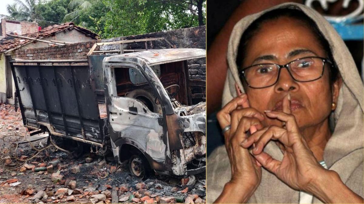 violence in telanipada west bengal