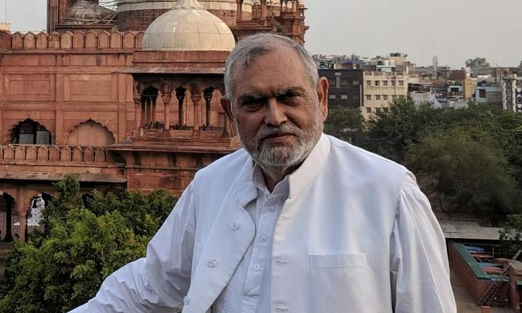 दिल्ली अल्पसंख्यक आयोग के अध्यक्ष जफरुल इस्लाम खान के खिलाफ दर्ज हुआ देशद्रोह का मामला।