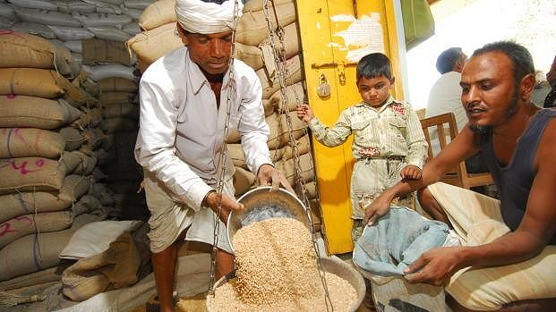 Ration without Ration Card in UP
