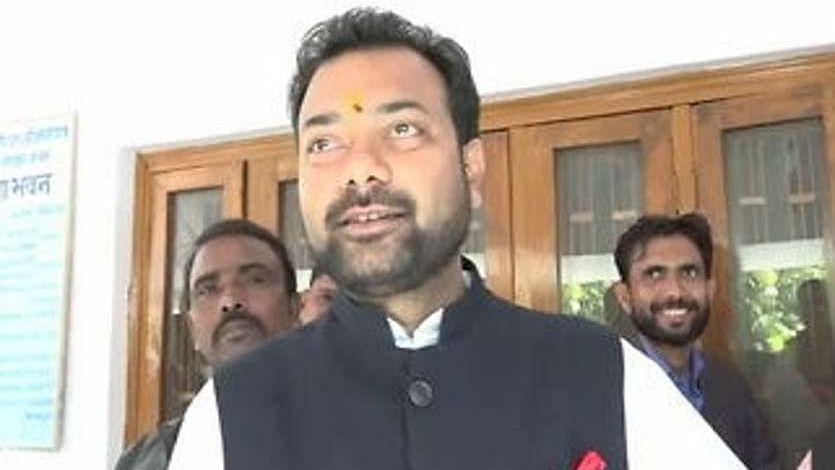 Mahoba Charkhari BJP MLA