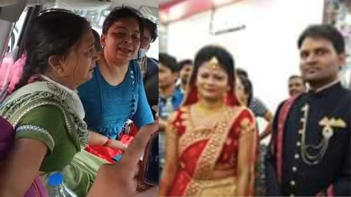 Jhansi Daughter Sushma death