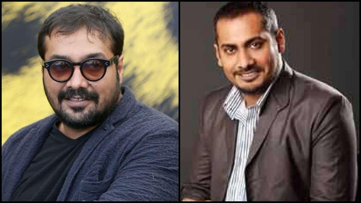 Anurag kashyap and Abhinav Kashyap