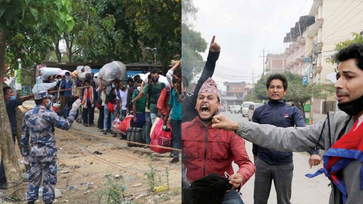 india nepal dispute