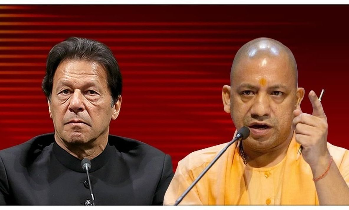 pakistani journalist praising yogi adityanath