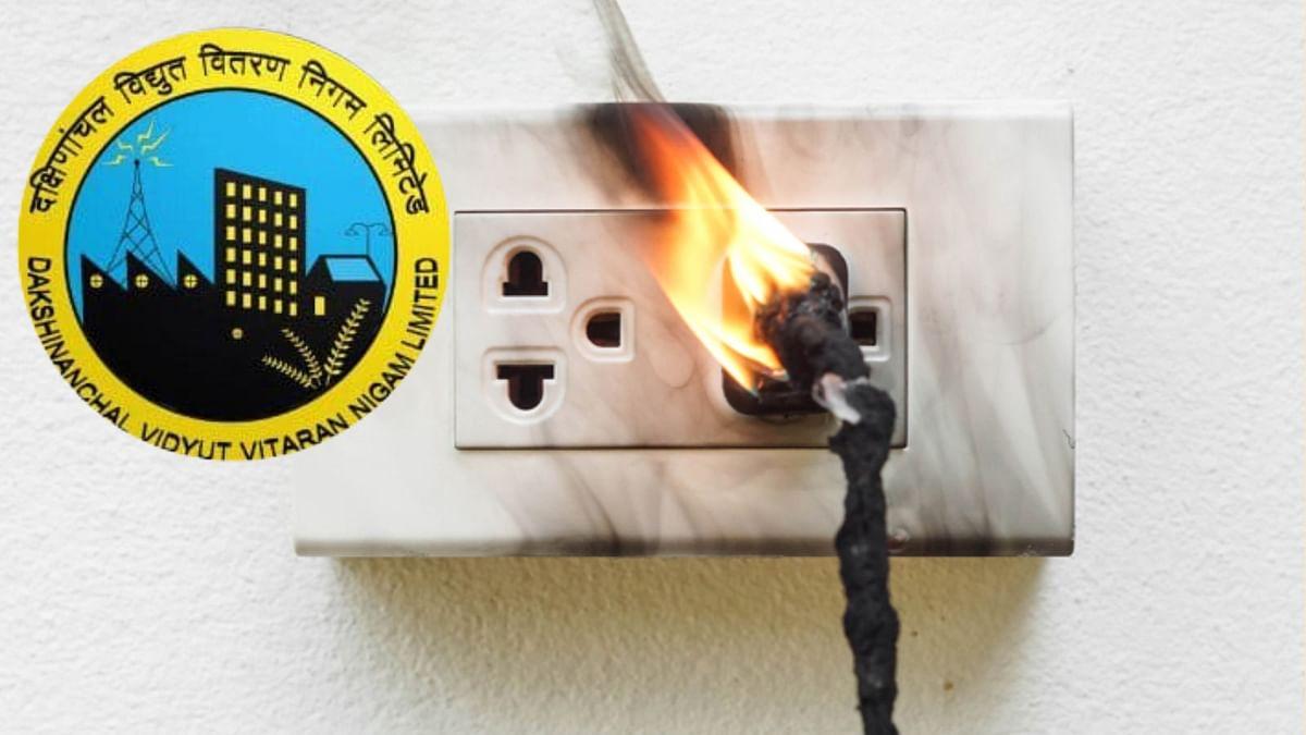 High Voltage Electricity Burnt appliances