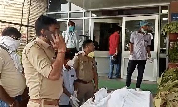 कानपुर चकेरी दिन दहाड़े गोलियों से गूंजा, पूर्व बसपा नेता की हुई मौत