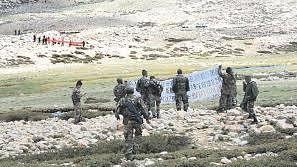 भारत चीन झड़प में संख्या लगातार बढ़ रही है, भारत अपने वायदे पर अटल
