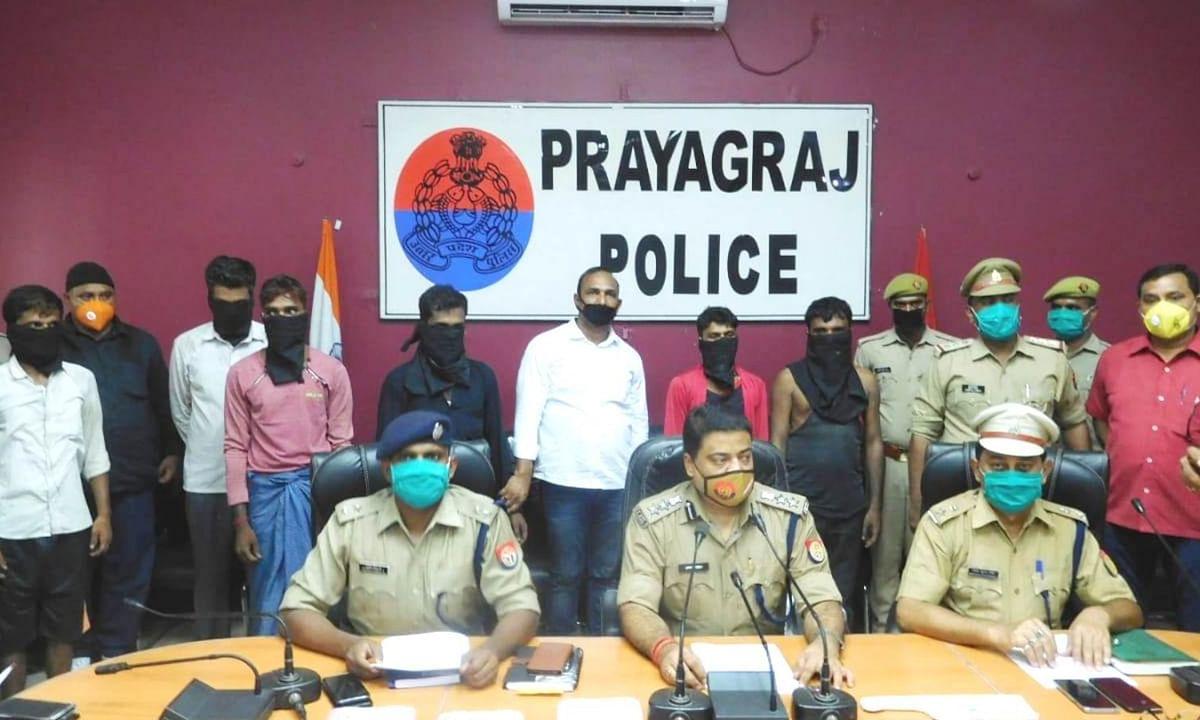 होलागढ़ सामूहिक हत्याकांड मामले में हुआ खुलासा छेमार गैंग के निकले अपराधी