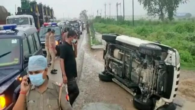 Vikas Dubey Killed in Encounter with STF
