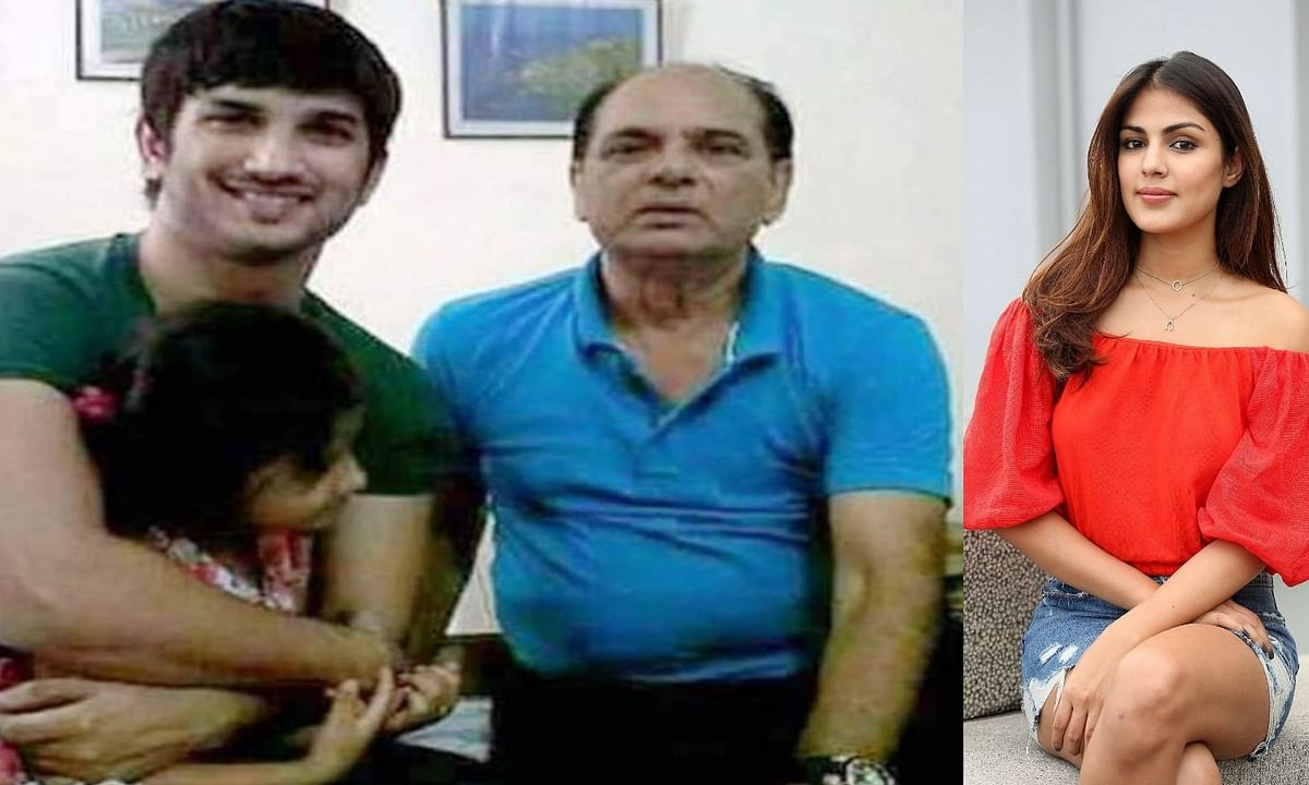 सुशांत सिंह मामले में एक्ट्रेस रिया चक्रवर्ती पर पटना में दर्ज हुआ मुकदमा