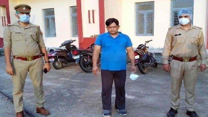 Doctor tufail ahmad Aligarh arrested