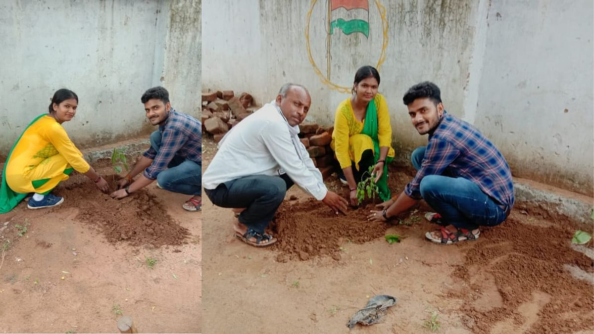 guru purnima 2020 tree plantation