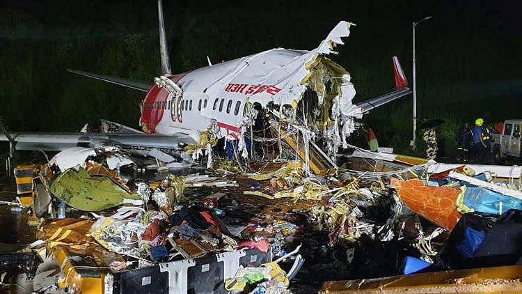 air india plane crash in kerala