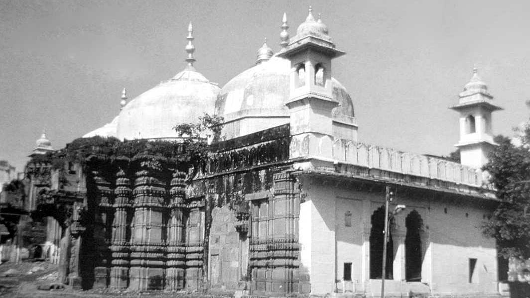 ज्ञानवापी मस्जिद