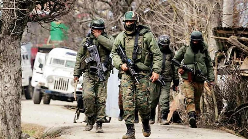 Indian army action against Terrorist