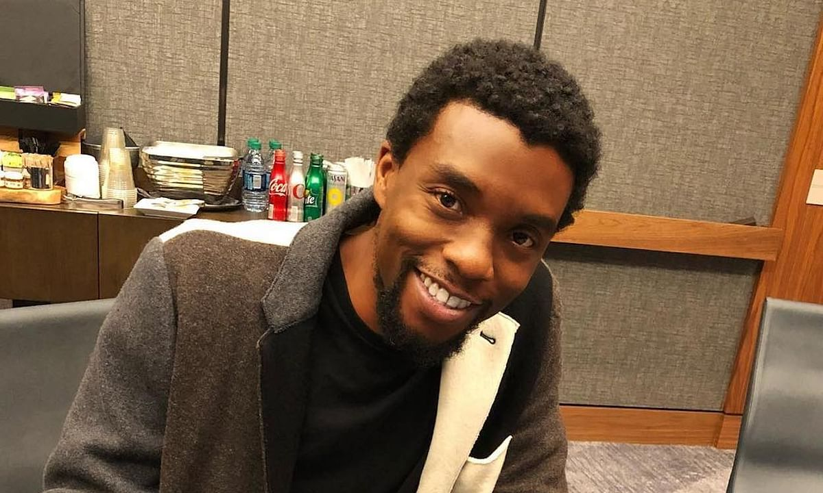 chadwick boseman died of cancer