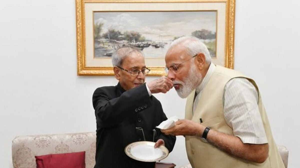 former president of india pranab mukherjee passed away