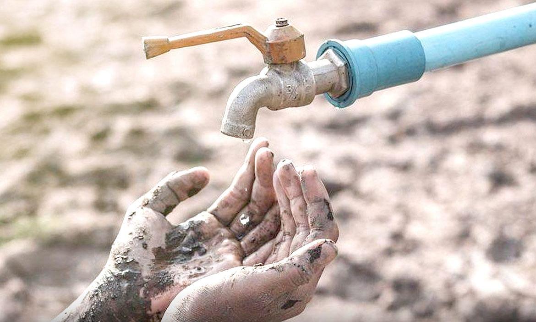 drinking water crisis in lohara village of banda district up