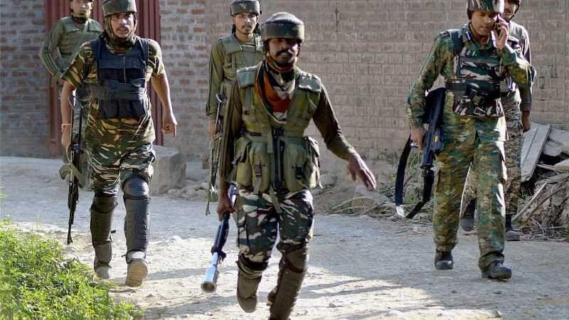 indian army action on terrorist