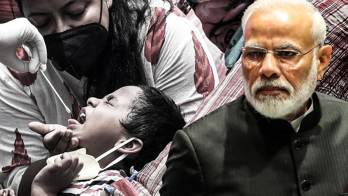 प्रधानमंत्री ने कहा हमारे द्वारा बनाई गई वैक्सीन मानवता के लिए समर्पित होगी