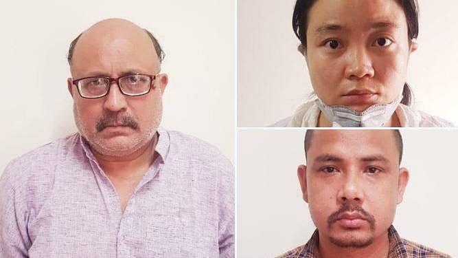 देश के साथ गद्दारी करने वाला पत्रकार गिरफ्तार, पैसे के लिए चीन से साझा करता था देश से जुडी महत्वपूर्ण जानकारियां।