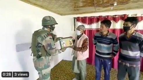 भारतीय सेना अपने बहादुरों को कभी नहीं भूलती भले ही बात सदियों पुरानी क्यों न हो