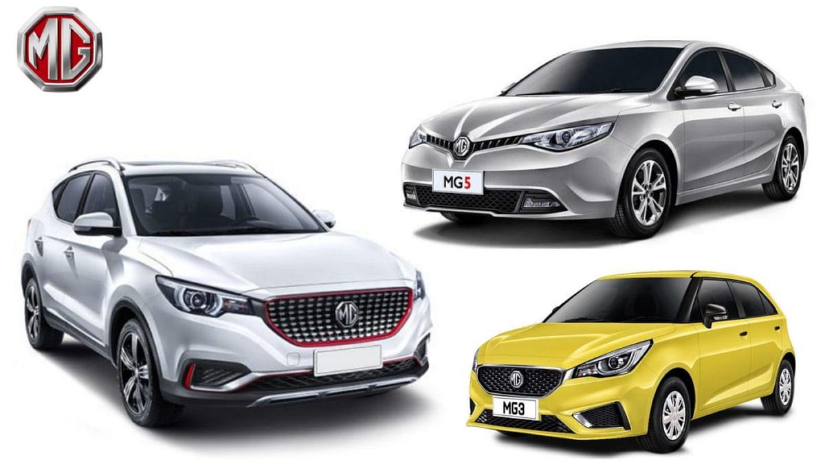 mg motors chinese company