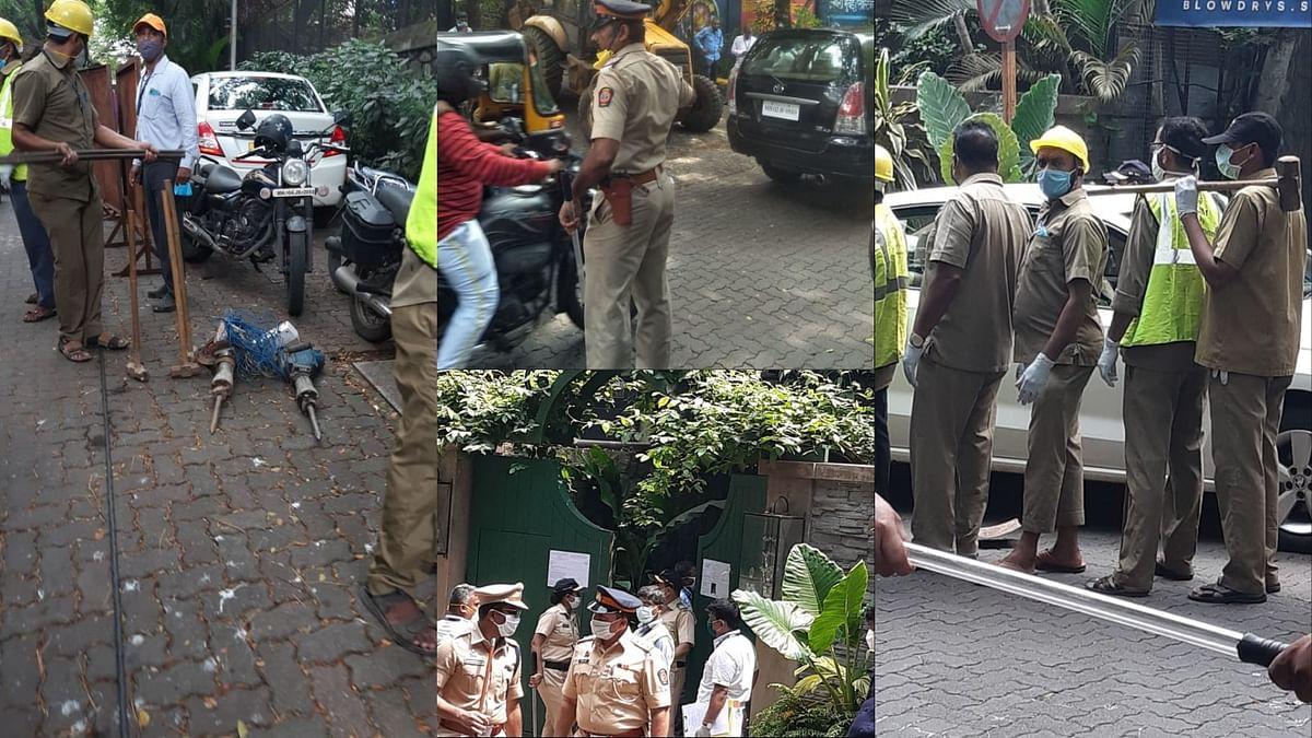 BMC demolished kangna ranaut office in mumbai
