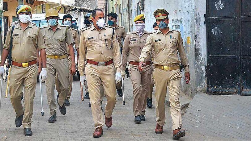 उप्र: जिन जिलों में पुलिसकर्मियों की अचल संपत्ति वहां नही होगी तैनाती