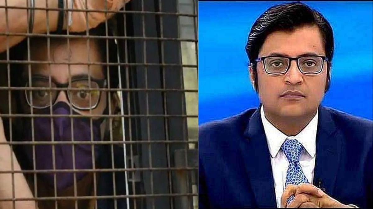 अदालत से अर्नब गोस्वामी को नहीं मिली जमानत, अदालत ने महाराष्ट्र सरकार को घेरा