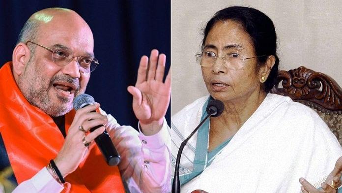 बंगाल में भाजपा टीएमसी की जड़े खोदने में व्यस्त है