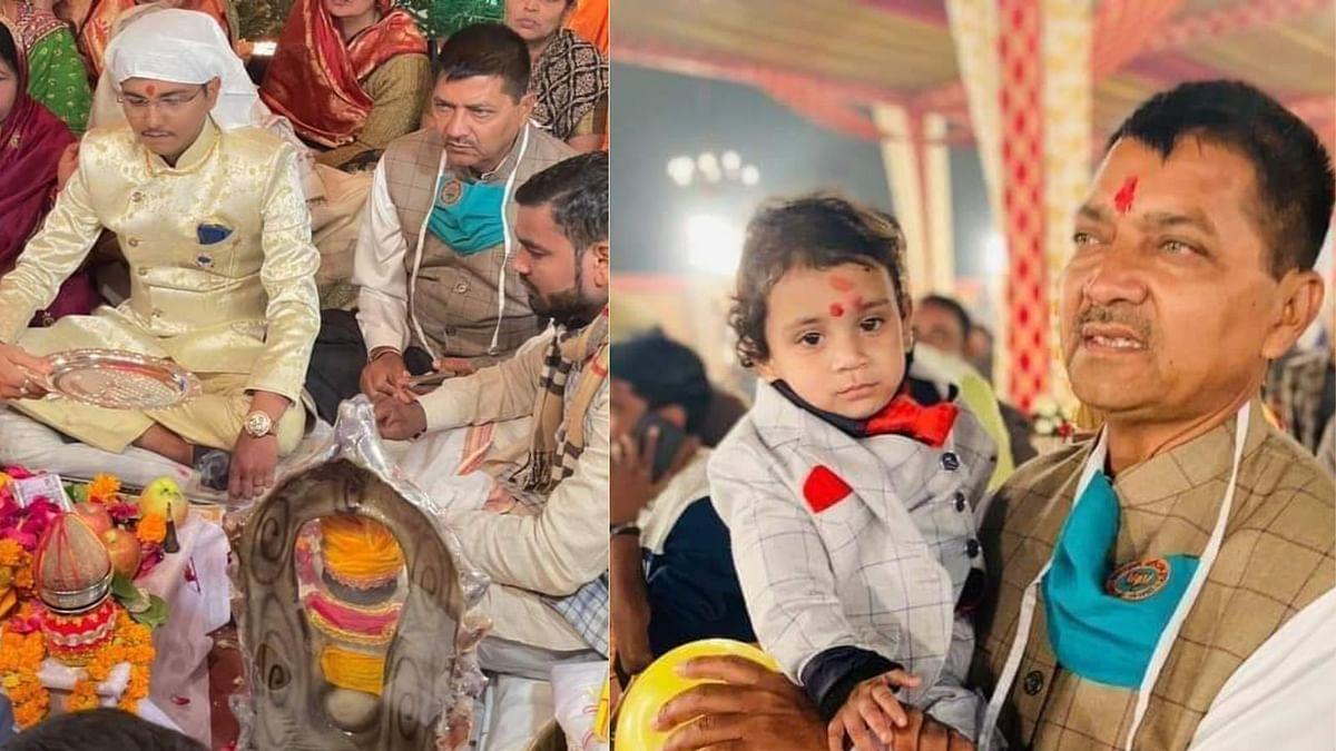 पप्पू भरतौल को श्मशान में मिली सीता को ऊंचाइयों तक उठाया