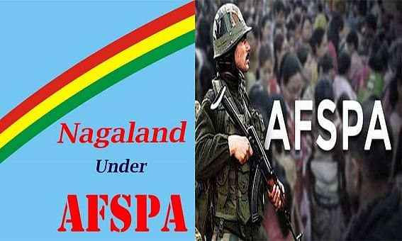 afspa act in nagaland