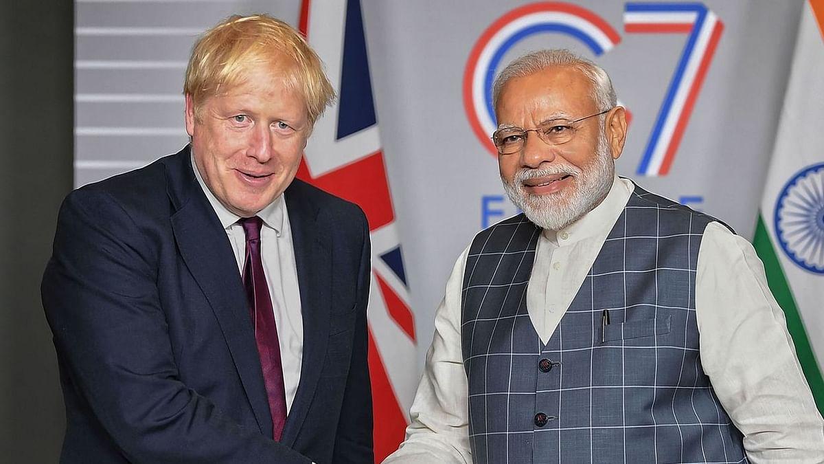 ब्रिटेन के प्रधानमंत्री ने रद्द की भारत यात्रा