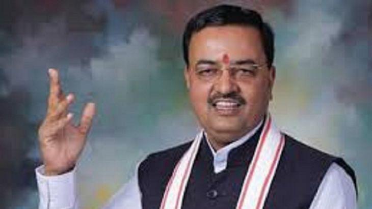 उप मुख्यमंत्री केशव प्रसाद मौर्य का बाँदा आगमन