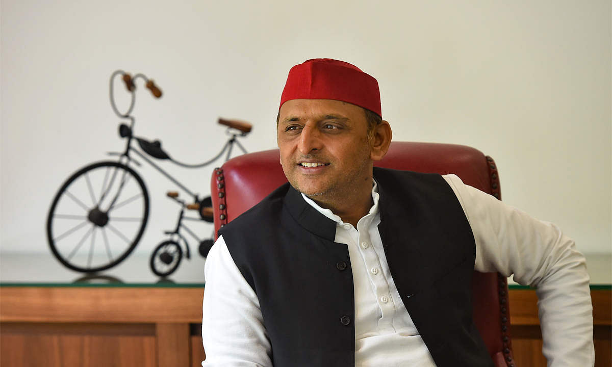 akhilesh yadav on corona vaccine