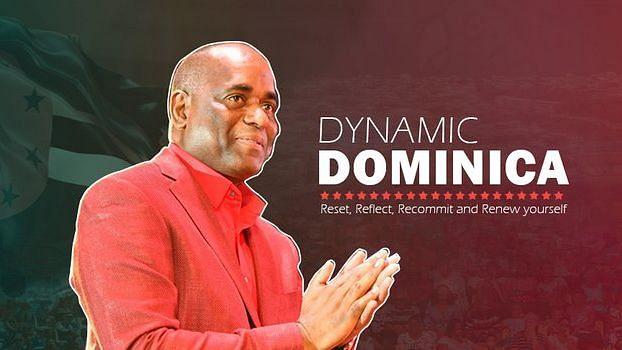 डोमिनिका के प्रधानमंत्री ने कहा थैंक यू भारत और भारत के लोग